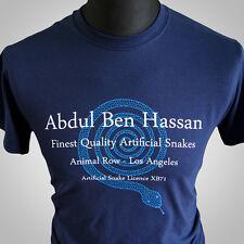 Blade Runner Película Retro camiseta Azul Abdul Ben Hassan Nexus 6 2049 replicante