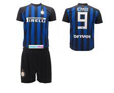 Icardi Maglia Completo Inter 2018/2019 Prodotto Ufficiale