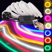 RGB LED Neon Flex LED Strip 220V 2835 waterproof Neon Light white complete kit