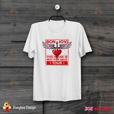 This House is not for sale tour Bon Jovi concert  Unisex T shirt B608