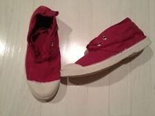 *** Bensimon Tennis Shoes Color Wine Canvas***