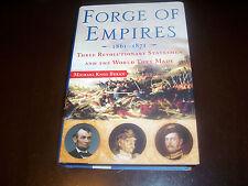 Forge of Empires Revolutionary Statesmen Lincoln Bismarck Tsar Alexander II Book