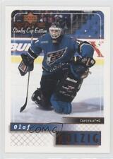 1999 Upper Deck MVP Stanley Cup Edition 189 Olaf Kolzig Washington Capitals Card