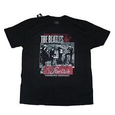 THE BEATLES ultima esibizione Star Club Ufficiale Amburgo DEC 31 1962 T-shirt 13e