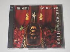 2 CD/DIE ÄRZTE/DAS BESTE VON FRÜHER BIS JETZTE/COL 477637 2
