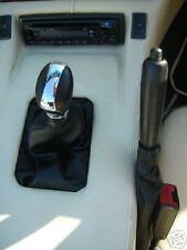 Se adapta a TVR S1 S2 S3 O S4 Gear & Freno De Mano Polaina Cambio Bota