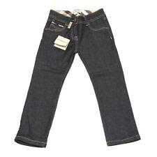 9198G jeans bimba blu BURBERRY pantaloni trousers kids