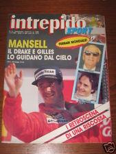 INTREPIDO SPORT 1989/15 MANSELL FERRARI REAL MADRID @@