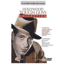 Hollywood Tough Guys Collection, DVD, Humphrey Bogart, James Cagney, John Garfie