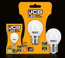 Jcb 3w=25w 6w=40w Led Balle de Golf Ampoule BC/B22 Es / E27 Ses / E14 Blanc