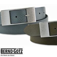 Bernd Götz Cintura Donna - 3,5 Larghezza cm - Uomo Lady CINTURA / 351273