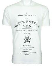 C'N'C (Costume National) 126 slim fit tee off white