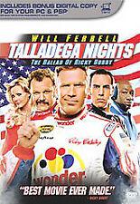 Talladega Nights: The Ballad of Ricky Bobby,New DVD, Jack Blessing, Gary Cole, G