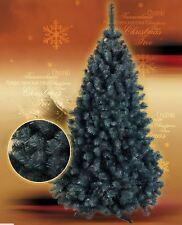 Weihnachtsbaum Tannenbaum Tanne Daria Schwarz 150, 170,  190, 230cm  Sehr Dicht