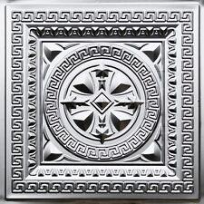 Faux Tin Decorative Ceiling Tile Easy DIY Home Improvement & Decor #220