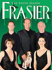 Frasier - The Complete Tenth Season (DVD, 2007, Multi-Disc Set)