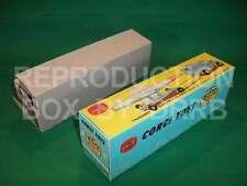 Corgi. Gift Set # 3 Thunderbird misiles & Raf Land Rover-Repro. Caja Por drrb
