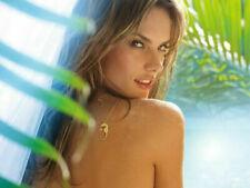 286412 Alessandra Ambrosio Model Sexy Girl Star WALL PRINT POSTER FR