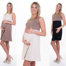 Umstandsmode Kleid Umstandskleid Schwangerschaftskleid Sommerkleid D87