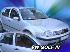 VW BORA/GOLF IV Variant Kombi 5-türer 99-06 4tlg Regenabweiser Windabweiser