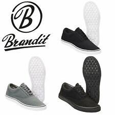 Brandit Bayside Sneaker 9040 Stoffschuh Canvas 100% Baumwolle unisex Schuhe
