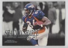 1999 Skybox Dominion #60 Shannon Sharpe Denver Broncos Football Card