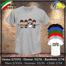 "T-shirt ""BEATLES"", Band 60s 70s Rock Toon McCartney Ringo Lennon, Collez. 2020!"
