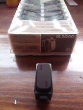 Invertitore 10A bianco o marrone Legrand Molveno GL2000 art. 2605. Nuovo