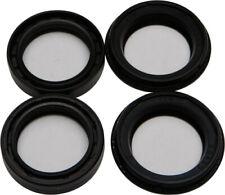All Balls Fork Oil Dust Seal Repair Rebuild Kit 56-123 41-7124 22-56123 37mm