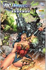 Universe Online : Legends / Ausgabe 1/ DC Comic zum Videogame / Top Zustand