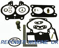 Carburator Rebuild Kit for Rochester 2bbl V8 Engines Mercruiser