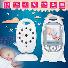Digital Babyphone Baby Video Monitor Wireless Babyfone Nachtsicht Mit Kamera
