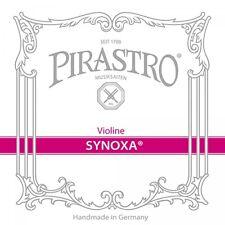 Pirastro synoxa 4/4 Jeu de cordes Violon Violon, moyen, boule-e O.boucle