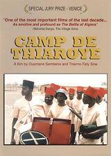"""Camp De Thiaroye"" DVD 2008 NEW Ousmane Sembene & Faty Sow OOP New Yorker RARE"