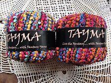 Fanatsy Tayma Yarn - New - Discontinued - Choose Color