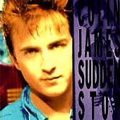 Sudden Stop by Colin James (CD, Jun-1990, Virgin)