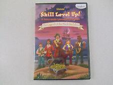 Glencoe Skill Level Up! Game The Legend of the Black Medallion NEW 0078892716
