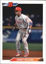 2010 Bowman 1992 Bowman Throwbacks Baseball Card Pick 1-110
