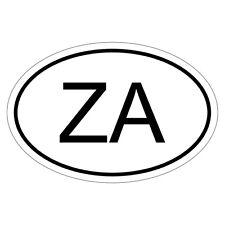 Südafrika ZA - csd0066 Autoaufkleber Sticker Aufkleber KFZ Flagge