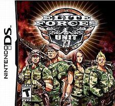Elite Forces: Unit 77  (Nintendo DS, 2009)