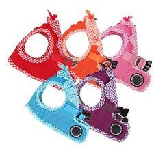 Adorable Puppia Choke Free Dog Harness VEST - Vivien -  XS - LRG / Color