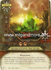 Warhammer Invasion - 1x Warpstone Meteor  #096