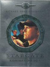 Stargate Kommando SG-1 Season 3 (6 DVDs) Hologram Deutsch mit Nr.