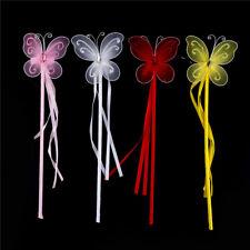girls princess butterfly fairy wand magic sticks birthday  wedding supplies en