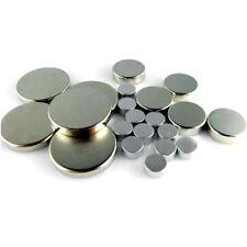 Tiny Neodymium Disc Magnets - N50 NdFeb Strong Fridge Magnet - 2mm 3mm 4mm 5mm
