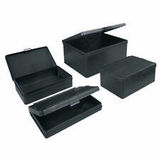 Paquete de cajas de ESD conductiva Antiestática ESD componentes y ensambles todos los tamaños
