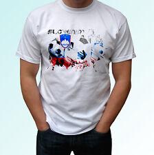 Slovenia football flag white t shirt soccer style design mens womens kids