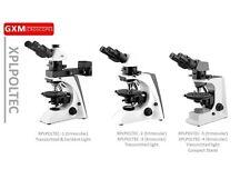 Brand New Polarising Microscope, Great Value, LED, Strain Free Optics,