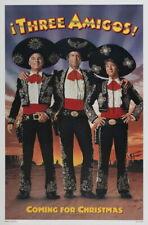 61322 THREE AMIGOS SNL Steve Martin Chevy Chase Wall Print Poster CA