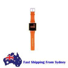 Womens Ozaki iCoat iPod nano 6G Watchband Turns iPod nano into a watch Orange